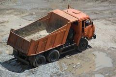 Machine de construction. Images libres de droits