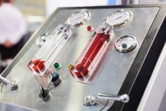 machine de diagnostic de support de direction Photo stock
