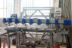 Machine de fabrication d'usine Photo libre de droits