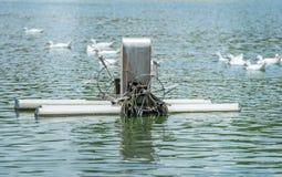 Machine de l'oxygène de l'eau Photo stock
