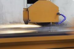 Machine de lapidation Image libre de droits