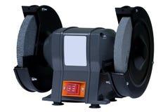 Machine de meulage photo libre de droits
