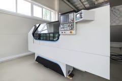 Machine de meulage de commande numérique par ordinateur photos libres de droits