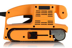 Machine de meulage de ceinture Photo libre de droits