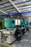 Machine de moulage injection photographie stock libre de droits