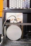 Machine de métallurgie Images stock