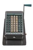 Machine de personnalisation de chèques Image libre de droits