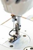Machine de pointeau de couture Photographie stock