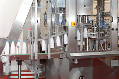 Machine de production alimentaire Photo libre de droits
