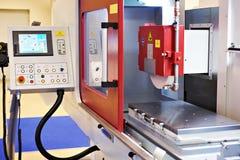 Machine de rectification superficielle photo stock