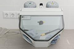 Machine de sablage Photos stock