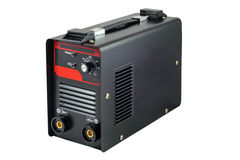 Machine de soudure d'inverseur Image stock