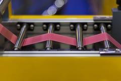 Machine de soufflement de film Image libre de droits