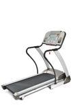 Machine de tapis roulant pour de cardio- séances d'entraînement Images libres de droits