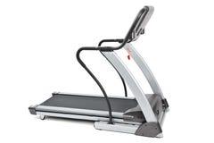 Machine de tapis roulant pour de cardio- séances d'entraînement Photo stock