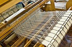 Machine de tissage Image stock