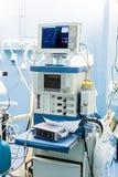 Machine de ventilateur d'ER Images libres de droits