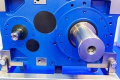 Machine detail Stock Image