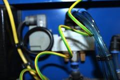 Machine Electronics Royalty Free Stock Photo