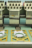 Machine embroider Stock Photos