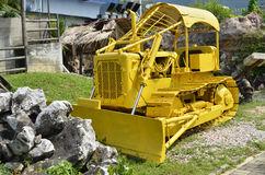 Machine en Kinta Tin Mining Museum dans Kampar, Malaisie Photo stock