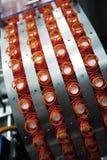 Machine in farmaceutisch bedrijf Royalty-vrije Stock Afbeeldingen