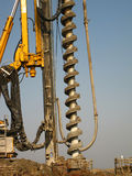 Machine For Drilling Stock Images
