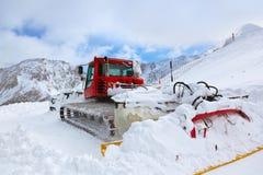 Free Machine For Skiing Slope Preparations At Kaprun Austria Royalty Free Stock Photo - 45856375