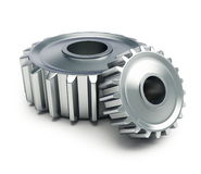 Machine gear Stock Photo