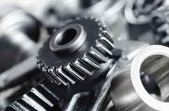 Machine Gear, Stock Images