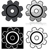 Machine gear Stock Images