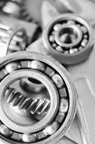 Machine gear Royalty Free Stock Images