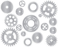 Machine Gear Wheel Cogwheel Stock Images