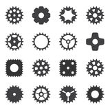 Machine Gear Wheel Cogwheel. Vector illustration. Stock Images