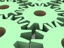 Free Machine Gears Stock Photo - 11524710