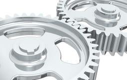 Machine Gears Royalty Free Stock Image