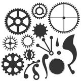Machine Gears Stock Images