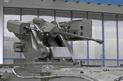 Machine gun Royalty Free Stock Photos