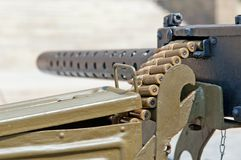 Free Machine Gun Royalty Free Stock Photos - 20113648
