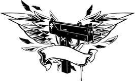 Machine gun Stock Images