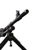 Machine Gun. Military General Purpose Machine Gun Royalty Free Stock Photography