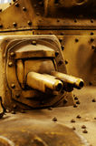 Machine gun Royalty Free Stock Images