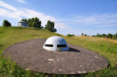 Fort Ouvrage de Froideterre Stock Photos