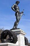 Machine Gun Corps Memorial in London Stock Image