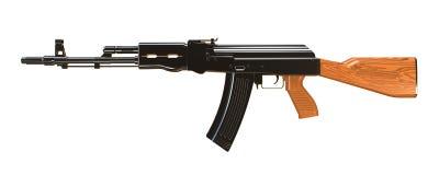 Machine Gun Royalty Free Stock Images