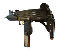 Machine Gun Stock Photography