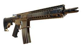 Machine Gun Royalty Free Stock Photography