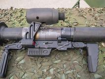Machine gun Dutch military Royalty Free Stock Image