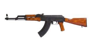 Machine gun. Old classic russian machine gun Royalty Free Stock Images