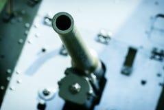 Machine gun of World War II Stock Photography